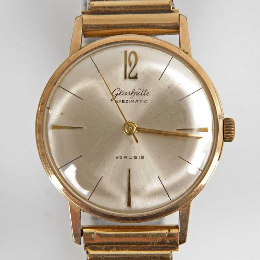 Men's wristwatch with a special automatic, - photo 3