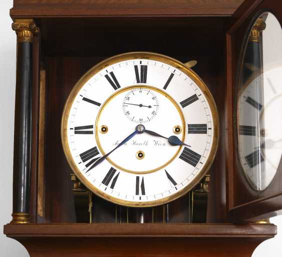 Grandfather clock in the Biedermeier style, ANTON HAW - photo 2