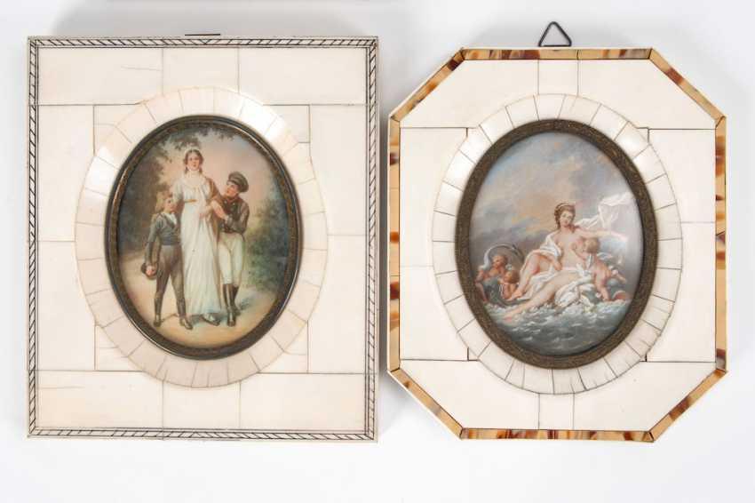 4 Miniaturen. - photo 2