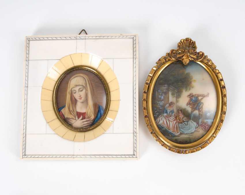 4 Miniaturen. - photo 3