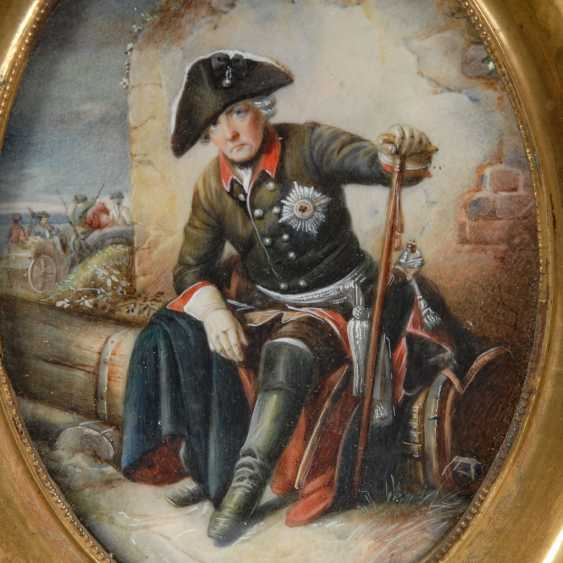 Miniature: Frederick the Great of Prussian - photo 2
