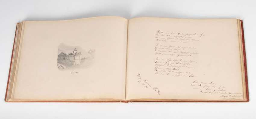 Large master book with drawings. - photo 4