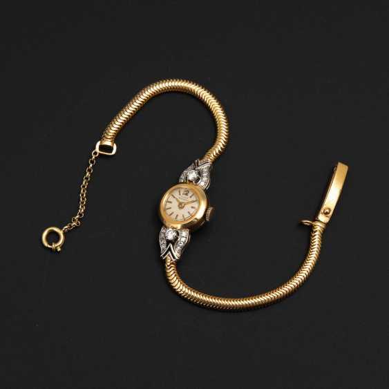 "Ladies wrist watch ""Girard Perregaux"" with - photo 1"