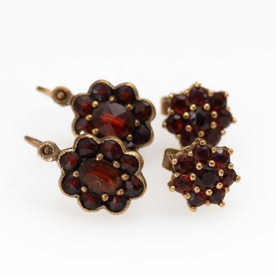 Earrings and stud earring pair with Grana - photo 1