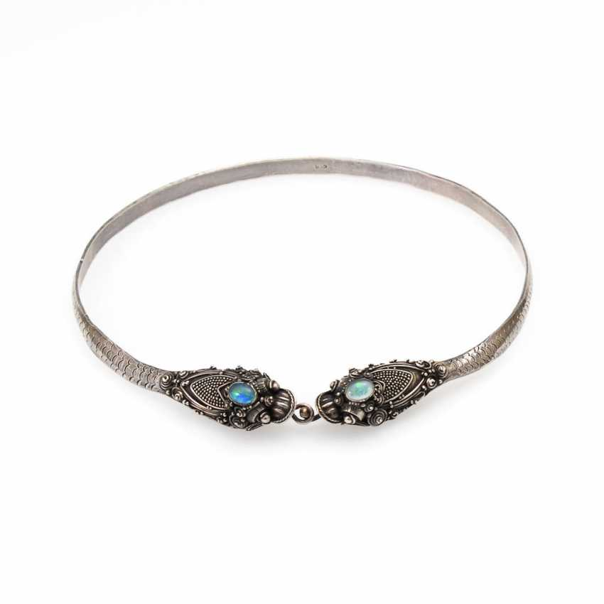 Asian choker with opal doublets? - photo 1