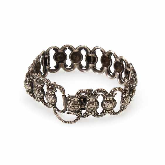 Bracelet with vintage solid. - photo 1