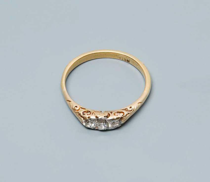 Diamant-Ring. - photo 1