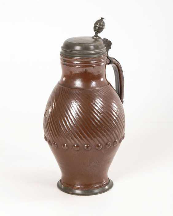 Melon pitcher, BOLESŁAWIEC. - photo 1