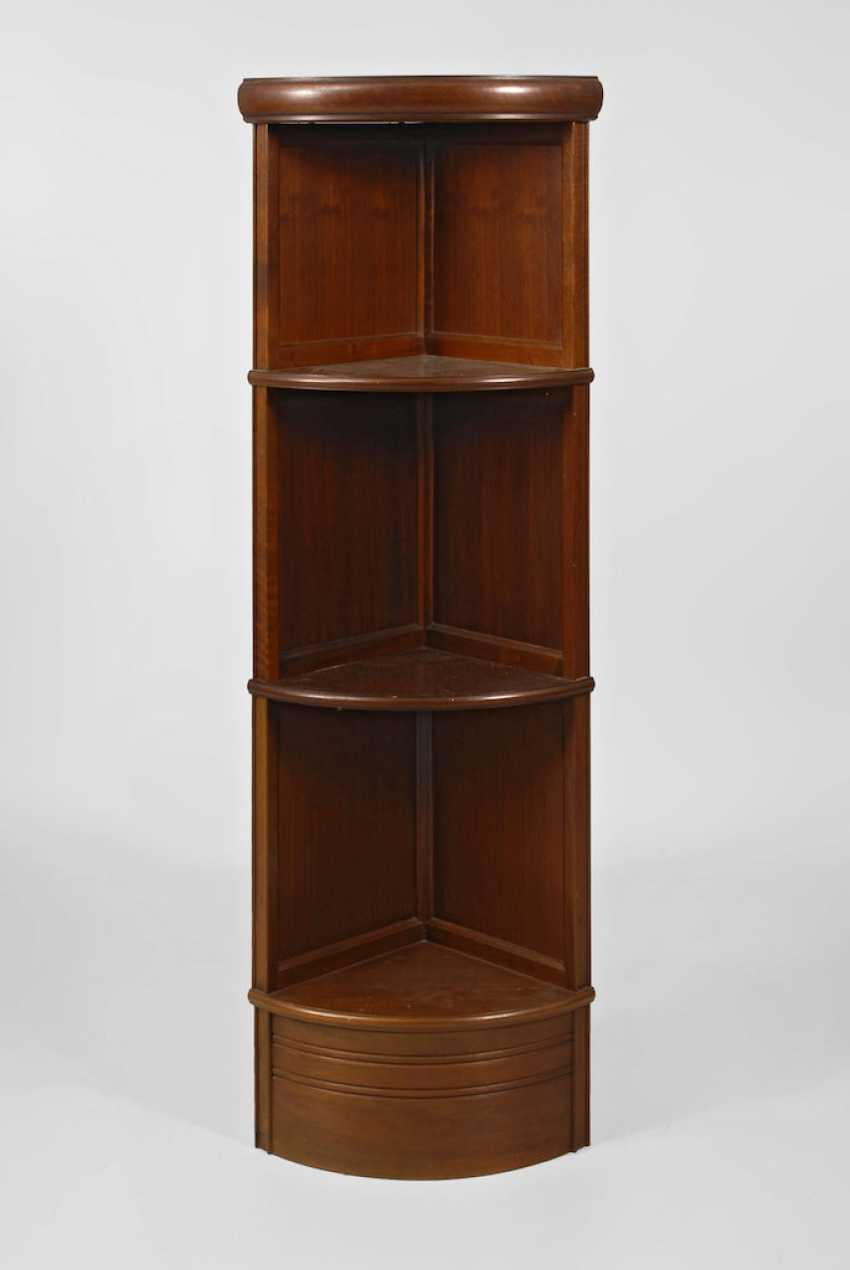 Office Furniture Corner Shelf Auction