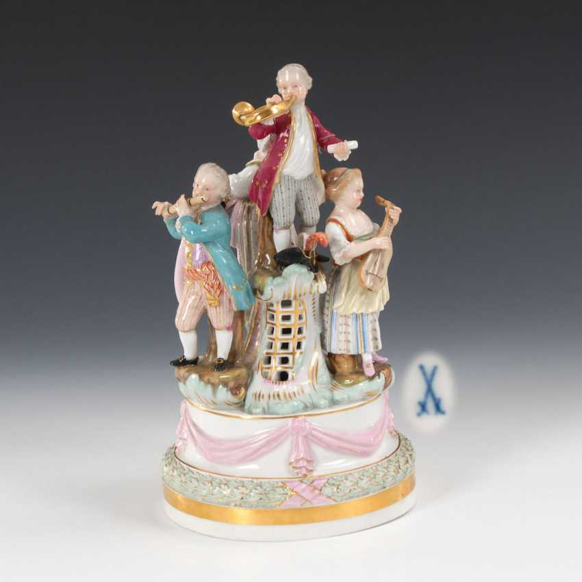 Musical children, MEISSEN. - photo 1
