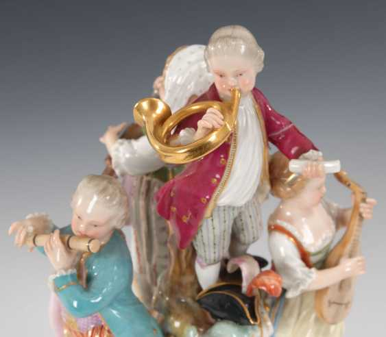 Musical children, MEISSEN. - photo 2