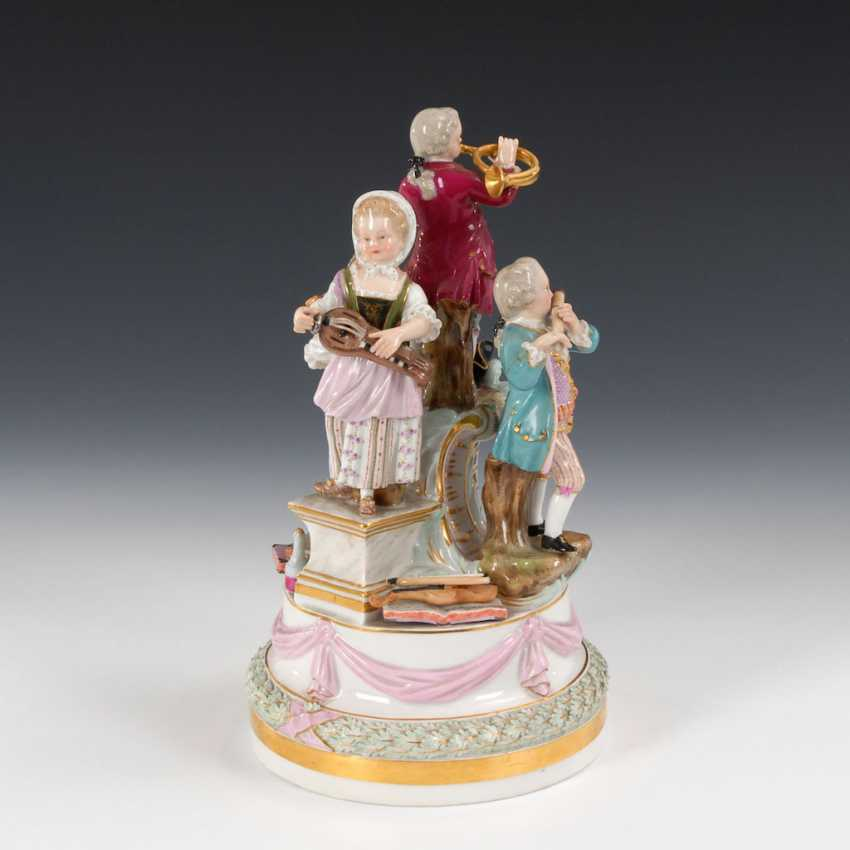 Musical children, MEISSEN. - photo 3