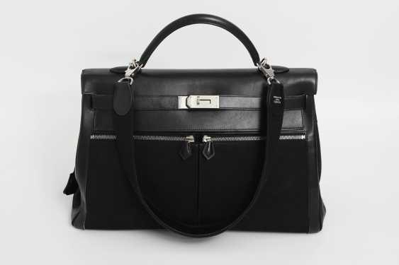 "HERMÈS rare handbag ""KELLY LAKIS 40"", collection 2004. Factory price approx.: 8.000,-€. - photo 1"