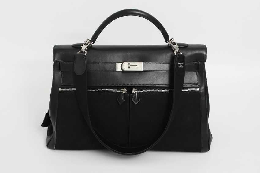 HERMÈS rare handbag