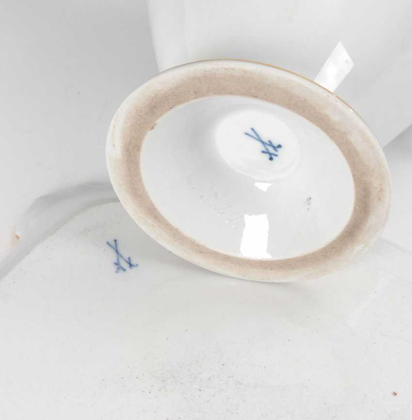 Coffee pot and tray with Weinlaubdek - photo 4