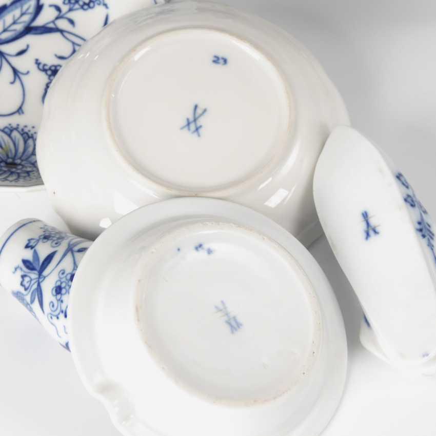 23 parts of onion pattern-porcelain, MEISS - photo 2