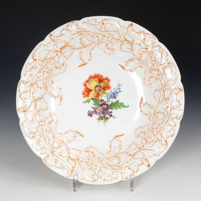 Relief bowl, MEISSEN. - photo 1