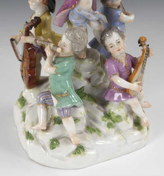 Musical cupids, MEISSEN. - photo 2