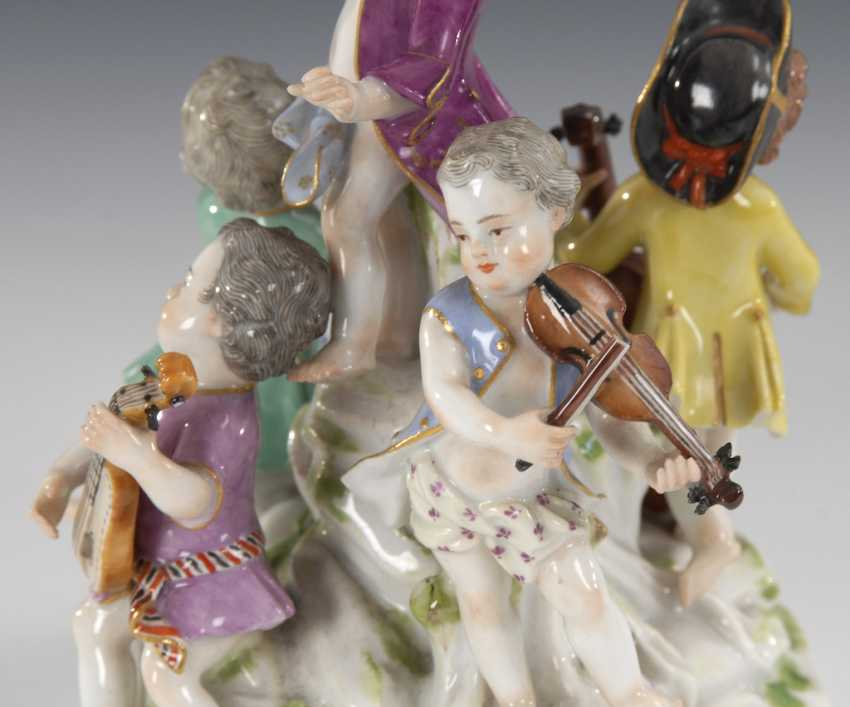 Musical cupids, MEISSEN. - photo 5