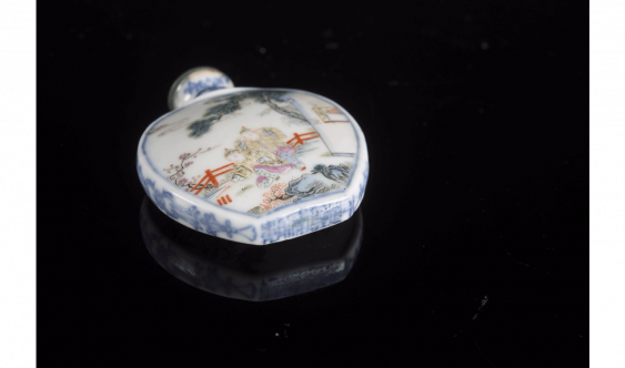 Bottle snuff China - Eighteenth century - photo 3