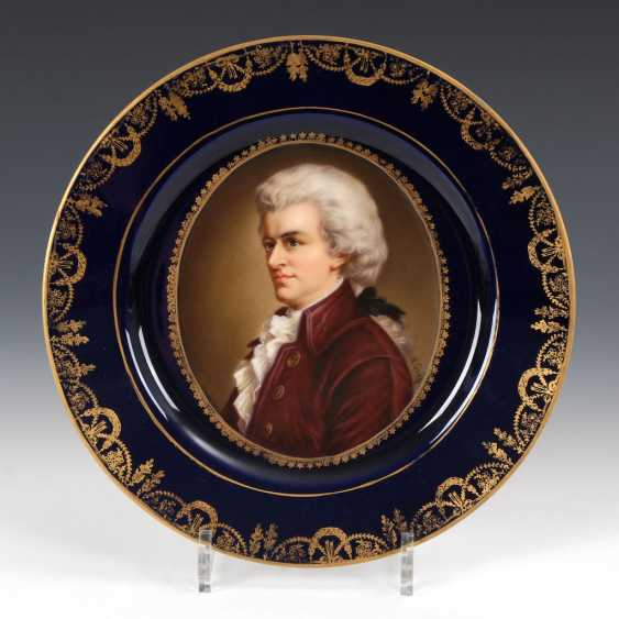 Portrait Of A Plate: Mozart. - photo 1