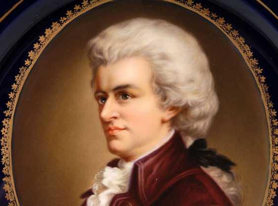 Portrait Of A Plate: Mozart. - photo 2