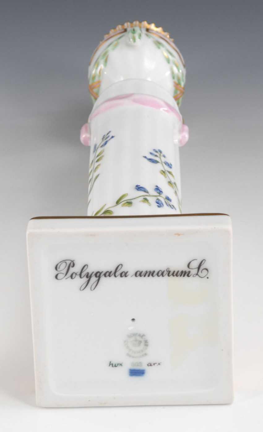 "Candle holder ""Flora Danica"", ROYAL COP - photo 2"
