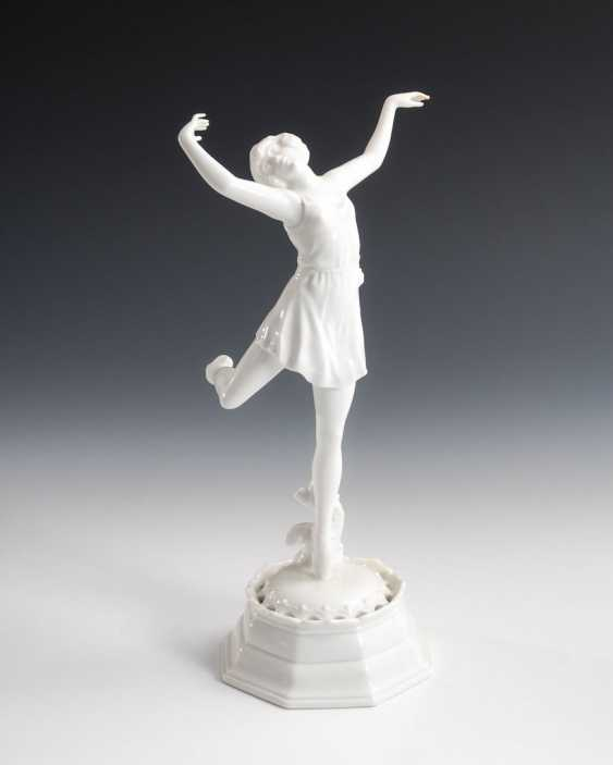 Dancer as a plug-in shell figure, ROSENTH - photo 1
