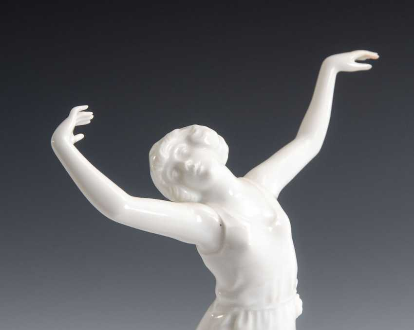 Dancer as a plug-in shell figure, ROSENTH - photo 2