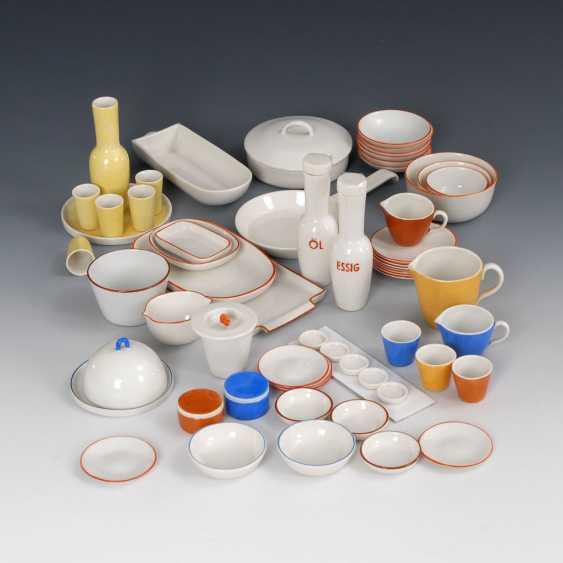 Extensive range of doll dishes, KPM BERLI - photo 1