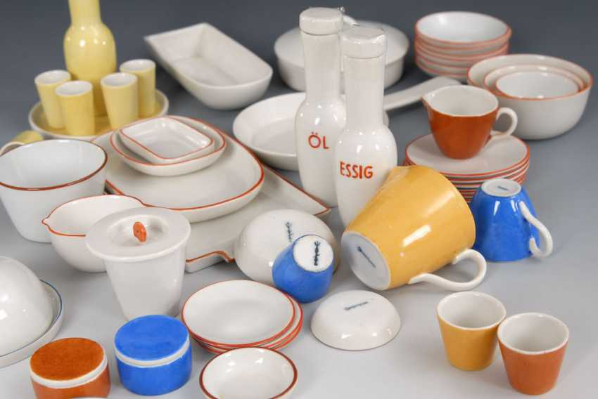 Extensive range of doll dishes, KPM BERLI - photo 2