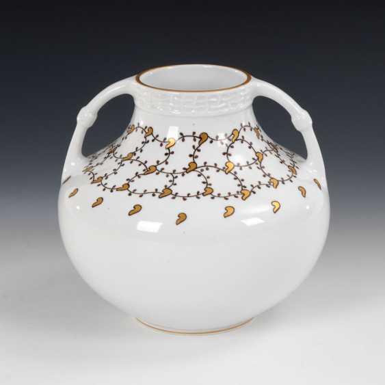 Art Nouveau Vase, NYMPHENBURG. - photo 1