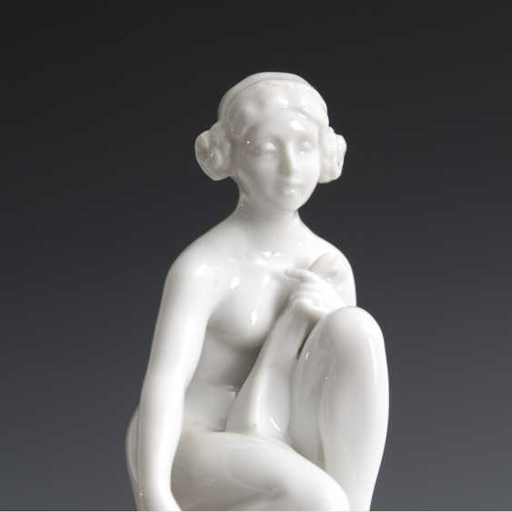 Plug-In Shell Figure, E. & A. Müller. - photo 2