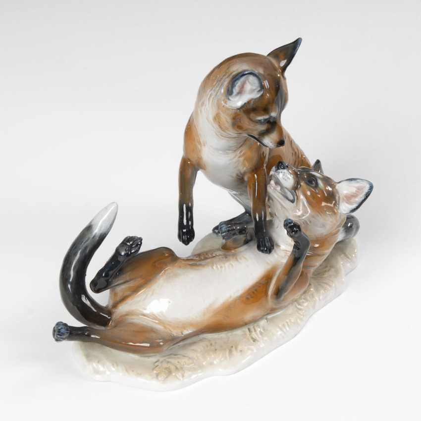 Fuchspaar, ROSENTHAL. - photo 1