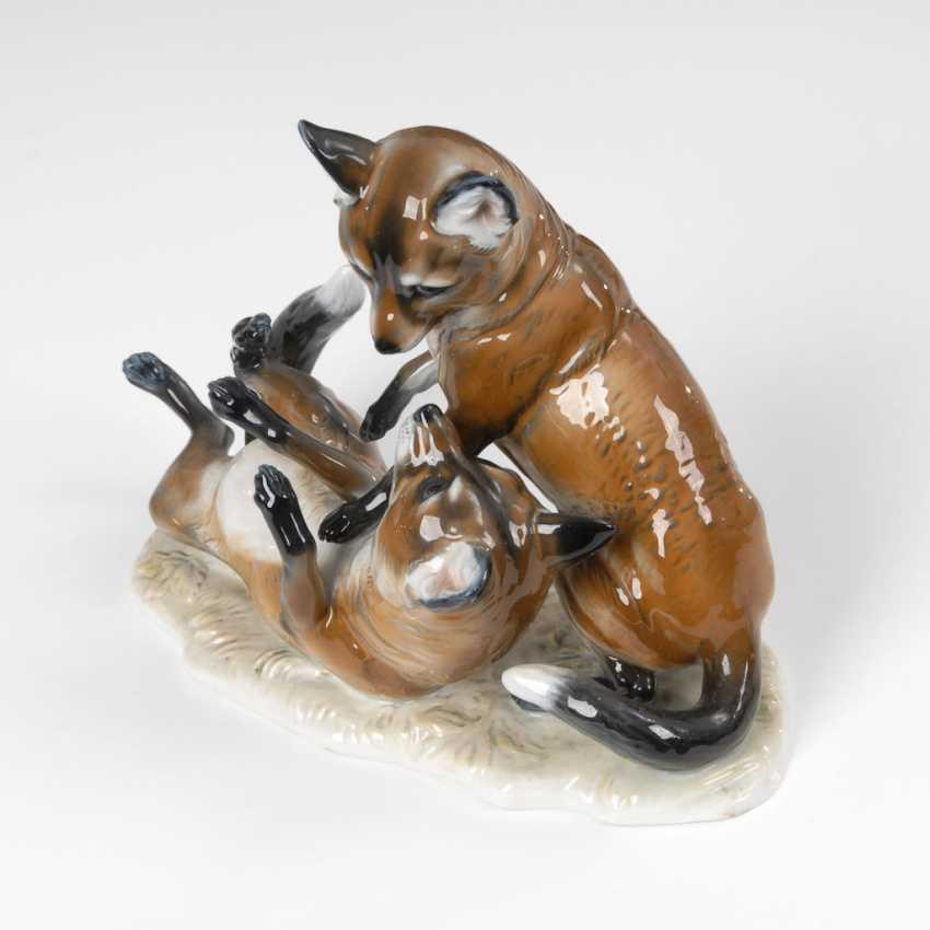 Fuchspaar, ROSENTHAL. - photo 2