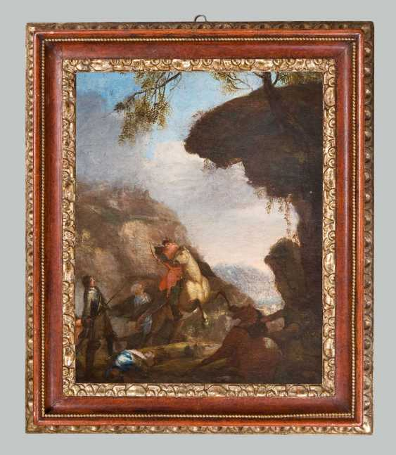 Old master South German first half of the 18th century. - photo 2