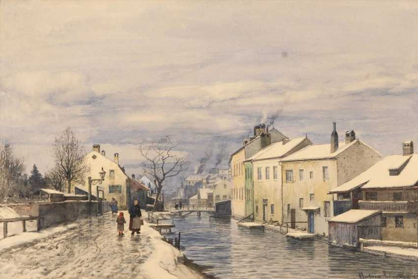 ANDERSEN-LUNDBY, Anders: Old Munich - - photo 1