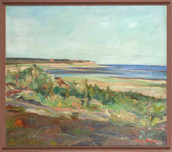 BROOK, Henry: the coastal strip. - photo 1