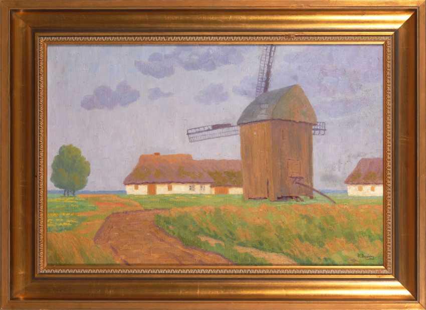 BAMBERG, Katharina: wind mill and housing - photo 2