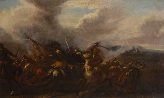 Baroque Battle Scene. - photo 1