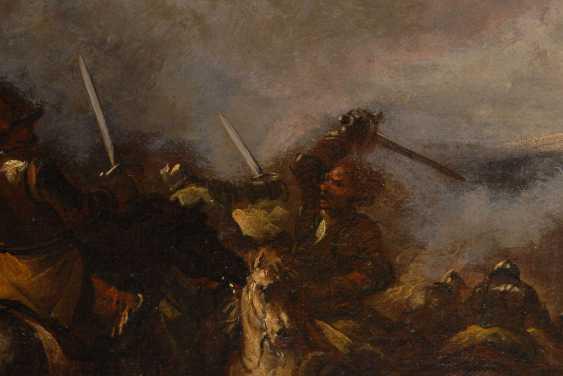 Baroque Battle Scene. - photo 2