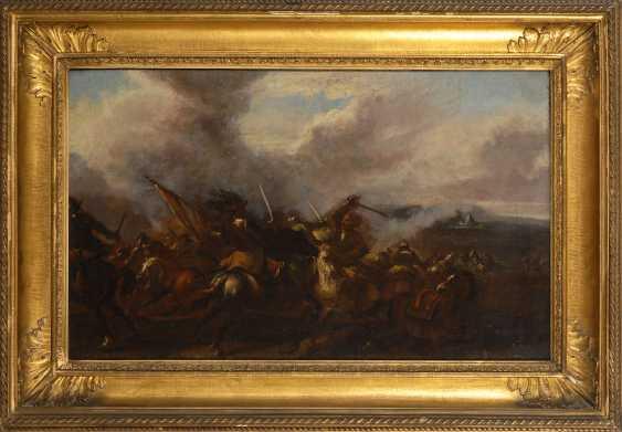 Baroque Battle Scene. - photo 3