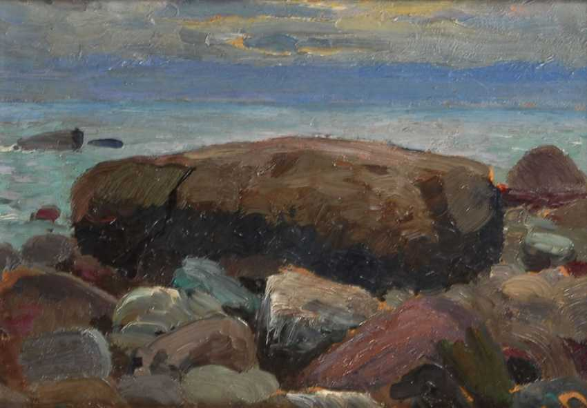 BASEDOW, Heinrich: study of the rocky beaches - photo 1
