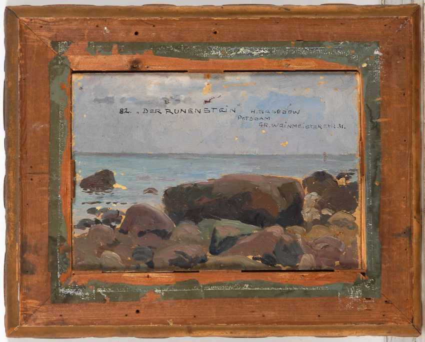 BASEDOW, Heinrich: study of the rocky beaches - photo 3