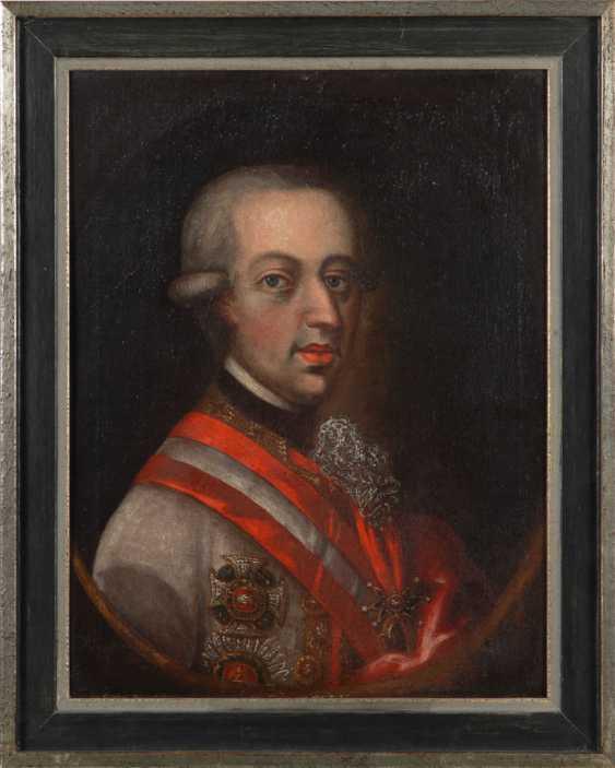 Portrait of a well-Ferdinand III, of the Austrian - photo 3