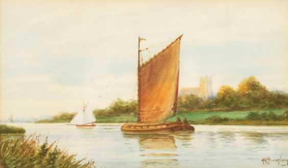 BINGLEY, Henry Harding: Englische Fluss - photo 1
