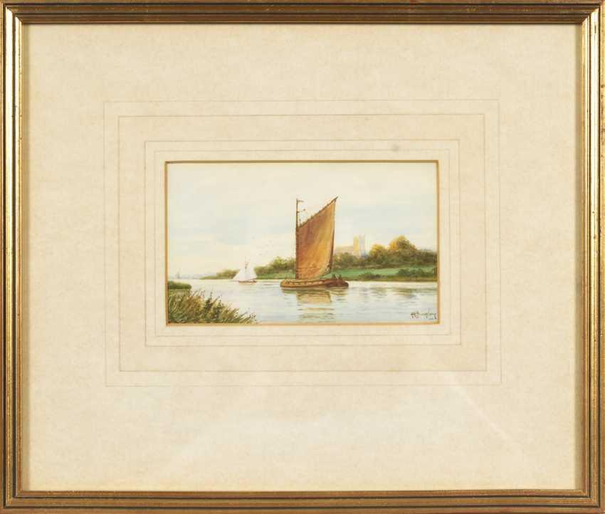 BINGLEY, Henry Harding: Englische Fluss - photo 2