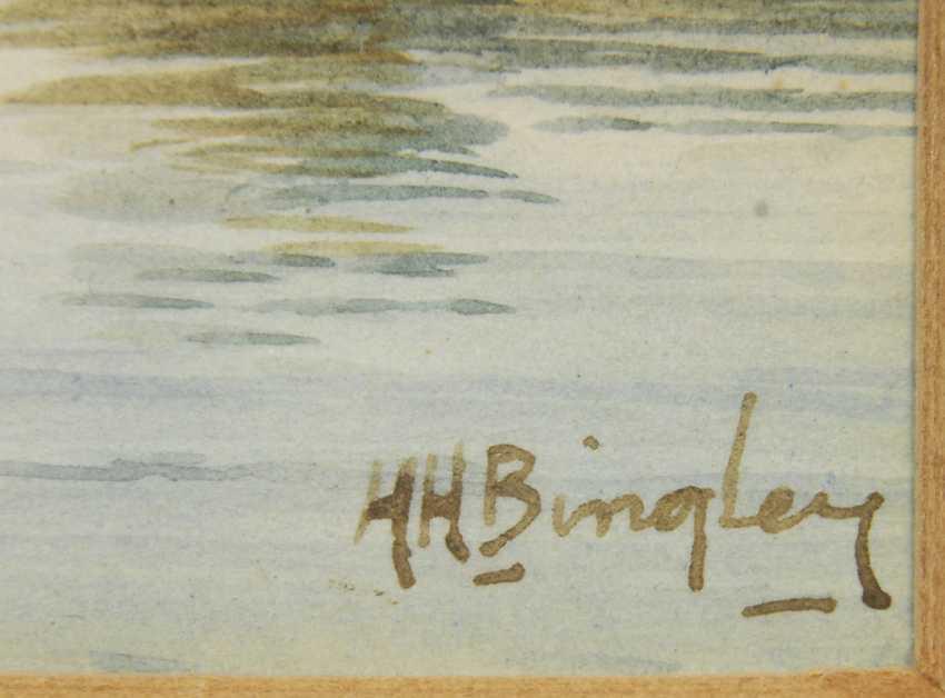 BINGLEY, Henry Harding: Englische Fluss - photo 3