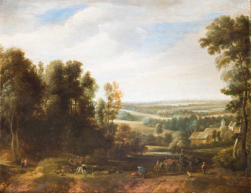 BOUT, Peeter (1658 Brussels 1719 Brüss - photo 1