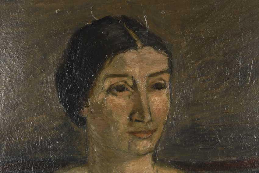 CRODEL, Charles: portrait of Annemarie Dahl - photo 2